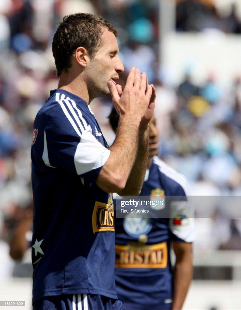 Real Garcilaso v Sporting Cristal - Torneo Descentralizado