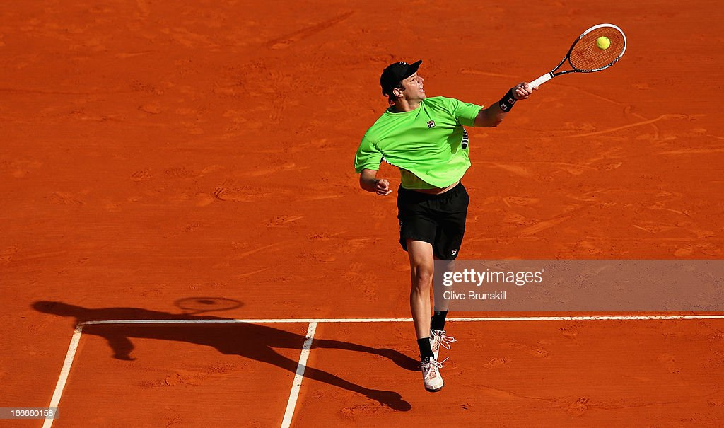 ATP Masters Series Monte Carlo - Day Two