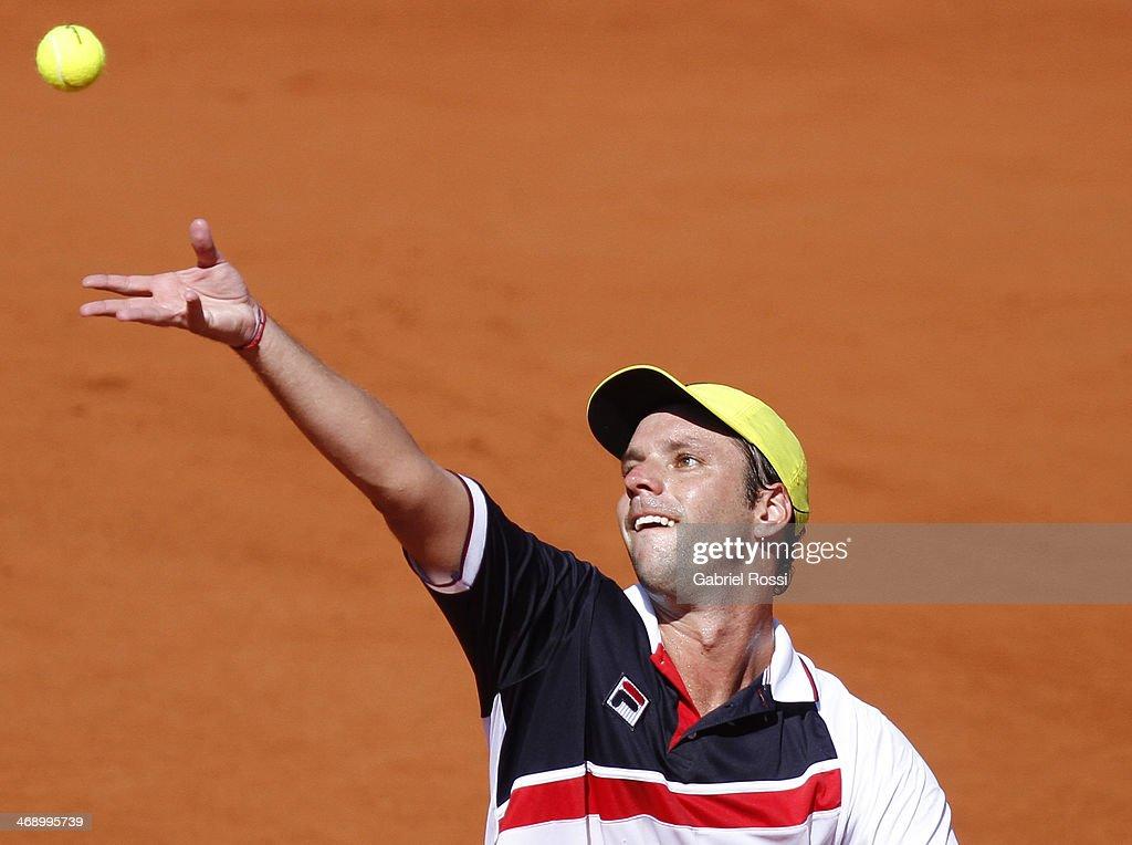 ATP Buenos Aires Copa Claro - Nicolas Almagro v Horacio Zeballos : News Photo