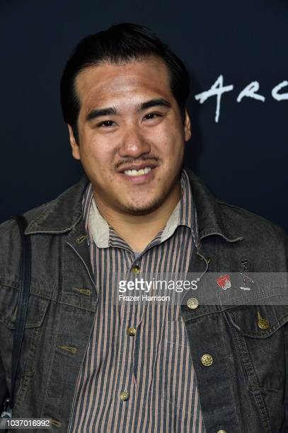 Horatio Baltz attends the 2018 LA Film Festival Opening Night Premiere Of 'Echo In The Canyon' at John Anson Ford Amphitheatre on September 20 2018...