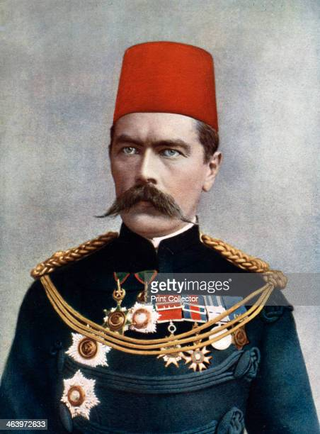 Horatio Herbert Kitchener 1st Earl Kitchener British Field Marshal diplomat and statesman 1902 Kitchener regained the Sudan for Egypt by his victory...