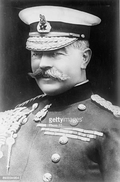 Horatio Herbert Kitchener 1st Earl Kitchener British Field Marshal who played a central role in the early part of the World War I In June 1916 he...