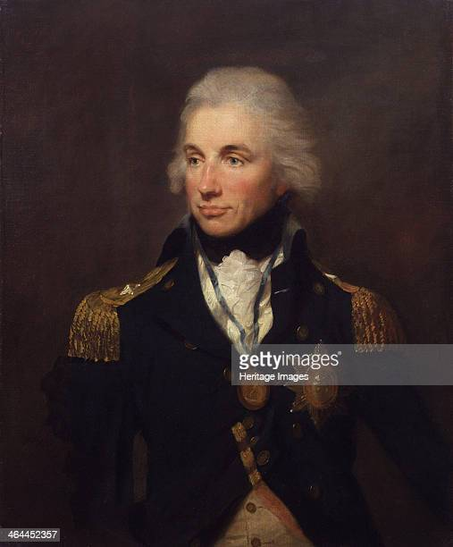 Horatio Nelson 1797 From a private collection