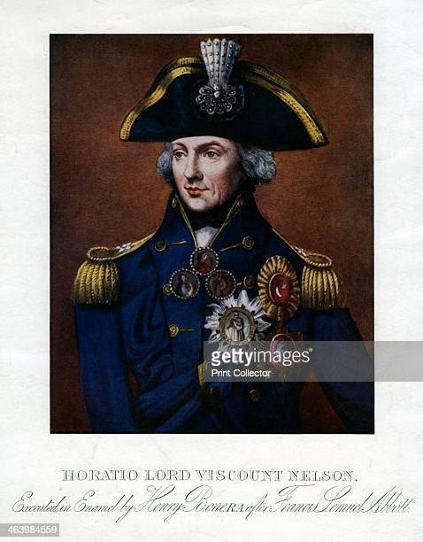 Horatio Nelson 1st Viscount Nelson English naval commander One of Britain's greatest military figures Admiral Nelson was the victor at a number of...