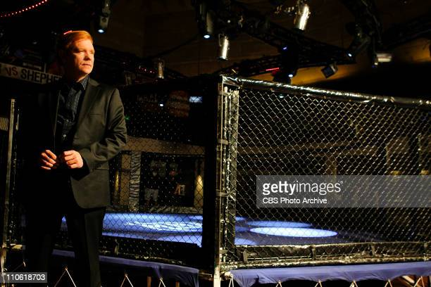 'CAGED' Horatio protects a mixed martial arts fighter from his brother who recently escaped prison on CSI MIAMI Sunday April 10 on the CBS Television...