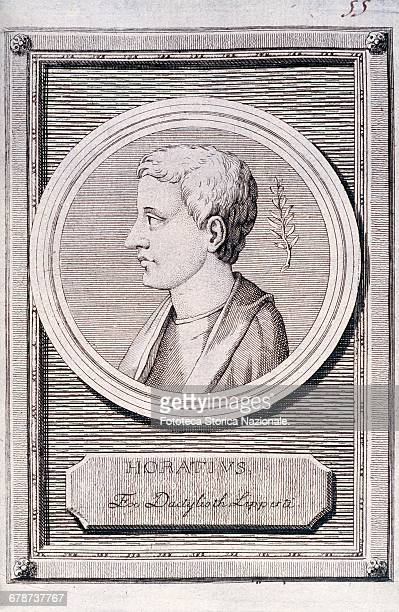 Horatio Roman poet from Venosa Born to a freedman father he was educated in Rome and then in Athens He was a friend of Virgil and Maecenas a follower...