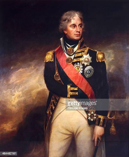 'Horatio Viscount Nelson' portrait of Horatio Nelson