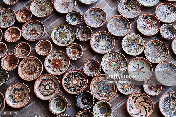 Horezu Ceramics Pottery, Romania