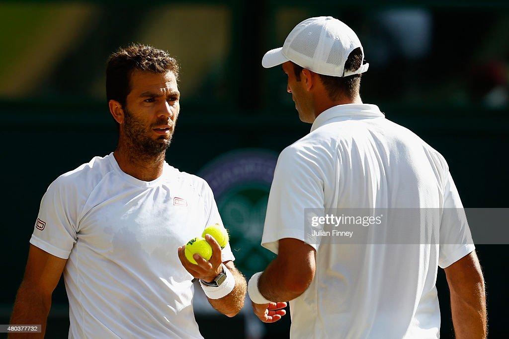 Day Twelve: The Championships - Wimbledon 2015 : News Photo