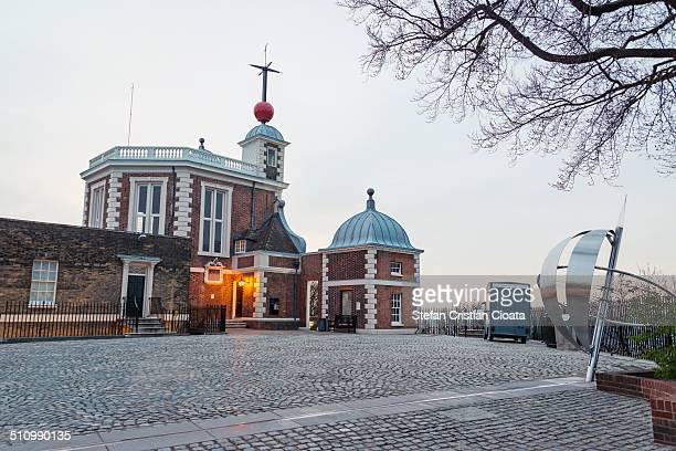 Horizontal image of Greenwich Royal Observatory, London, United Kingdom.