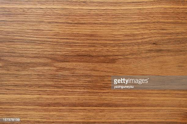 horizontally grained wood floor background in brown shades - oak tree stock pictures, royalty-free photos & images