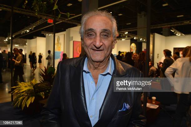 Hormoz Sabet attends Art Basel Miami Beach 2018 PRIVATE DAY at Miami Convention Center on December 5 2018 in Miami FL