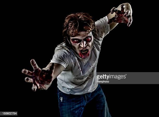 Horror Zombie serie