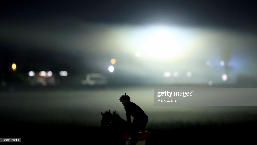 Hawkesbury Trackwork Session