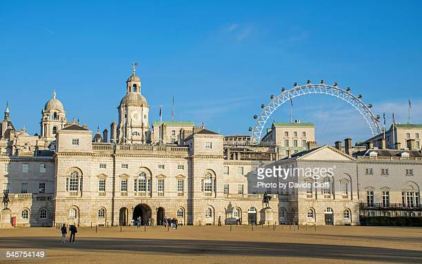 horse guards parade, london - horse guards parade stock pictures, royalty-free photos & images