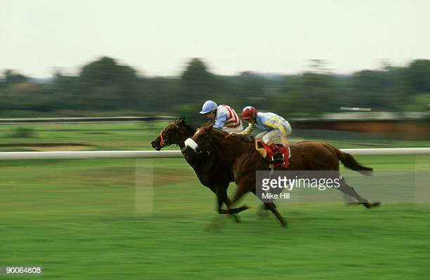 horse racing at ascot, ascot, uk - horse racing stock pictures, royalty-free photos & images