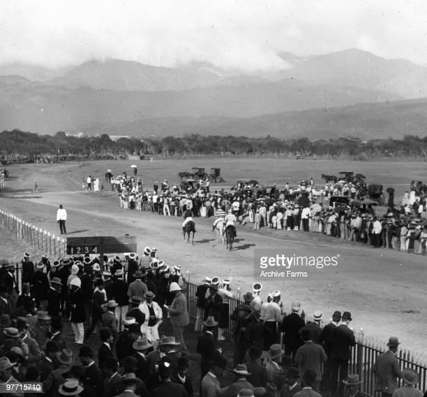 Horse Racing Kingston Jamaica