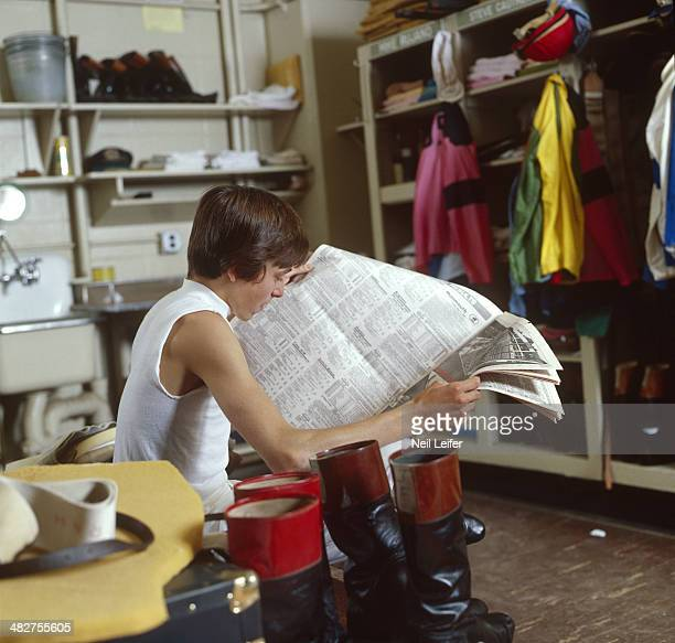 Steve Cauthen Stock Photos And Pictures Getty Images