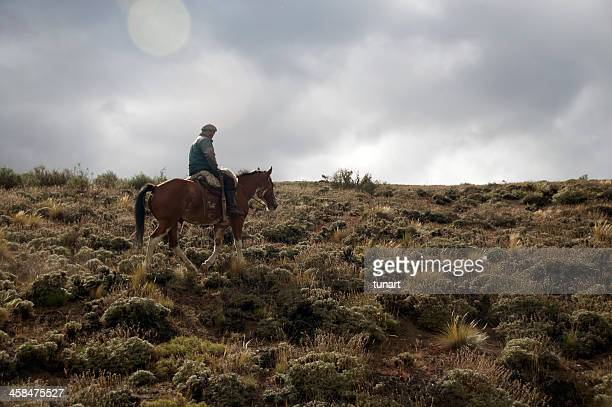 Horse Riding in Patagonia, Bariloche, Argentina