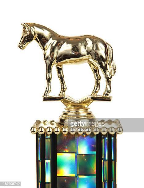 Trophée de cheval