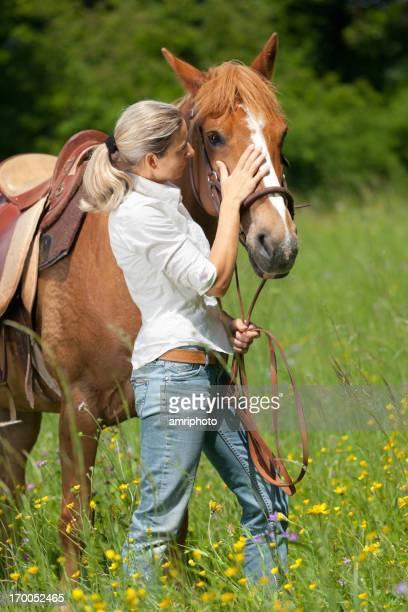 horse woman friends