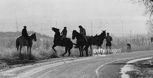 MAR 2 1980 MAR 30 1980 Horseback Riding