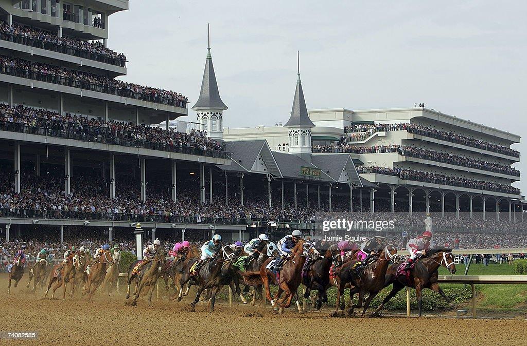 133rd Kentucky Derby : News Photo