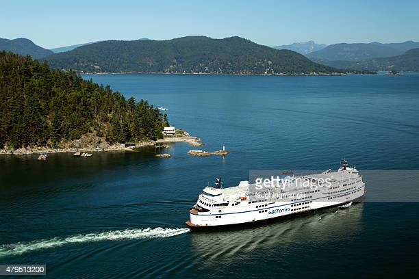horseshoe bay ferry terminal - british columbia stock pictures, royalty-free photos & images