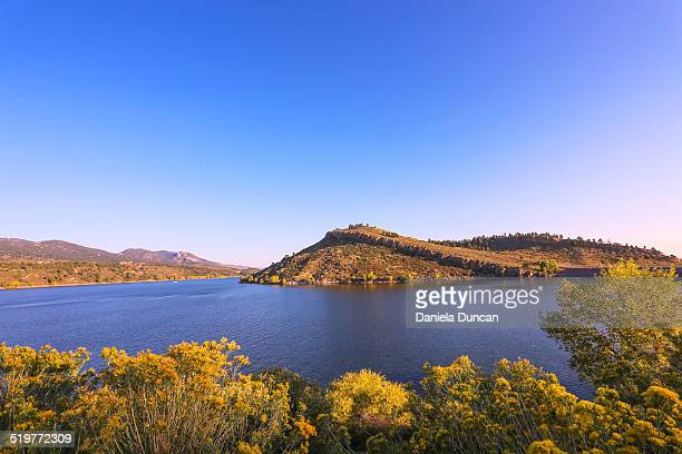 horsetooth reservoir - fort collins stock pictures, royalty-free photos & images