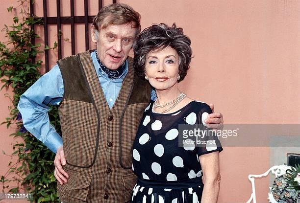 Horst Frank Sonja Ziemann SAT1Parkhotel Stern Episode 8 Schauspielerin Schauspieler Promis Prominenter Prominente