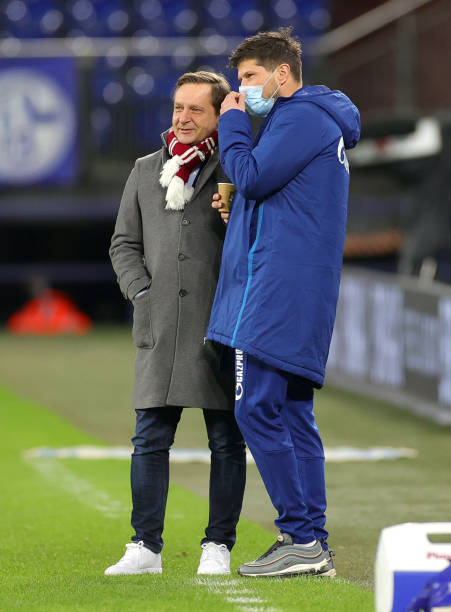 DEU: FC Schalke 04 v 1. FC Koeln - Bundesliga