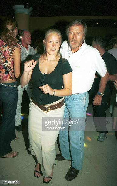 Horst Janson Tochter SarahJane Janson Sarigerme/Türkei Europa Club Aldiana ClubDisco Blue Dolphin Disco Disko Tanz tanzen Urlaub Ferien 20802