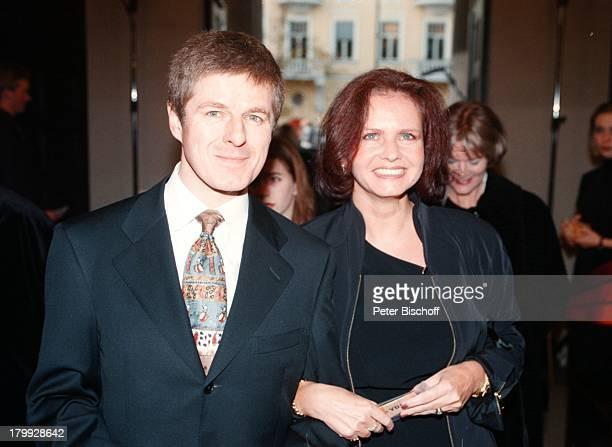 Horst Kummeth mit Ehefrau Eva BayerischerFernsehfilmpreis München