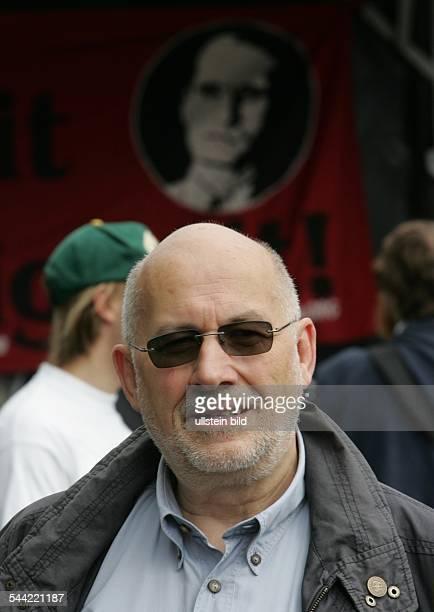 Horst Mahler, Jurist, D