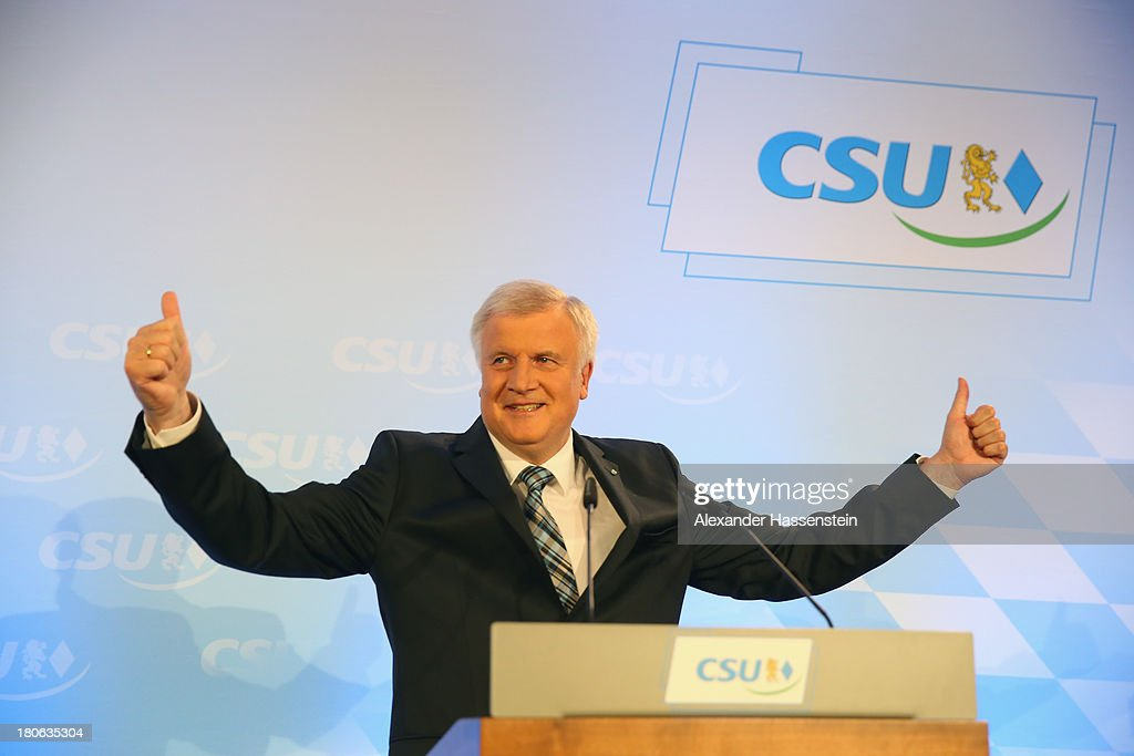 Bavaria Holds State Elections : News Photo