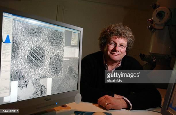 Horst Weller Leiter Centrum für Angewandte Nanotechnologie Professor für Physikalische Chemie/Universität Hamburg und Mitglied der Hamburger Akademie...