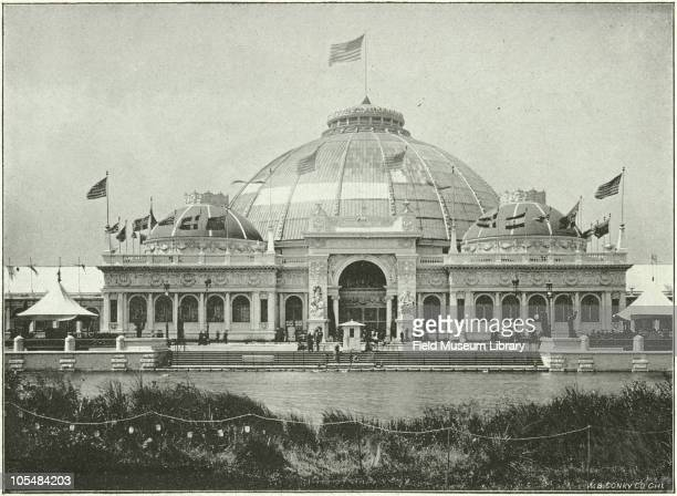Horticultural Building World's Columbian Exposition Chicago Illinois 1896