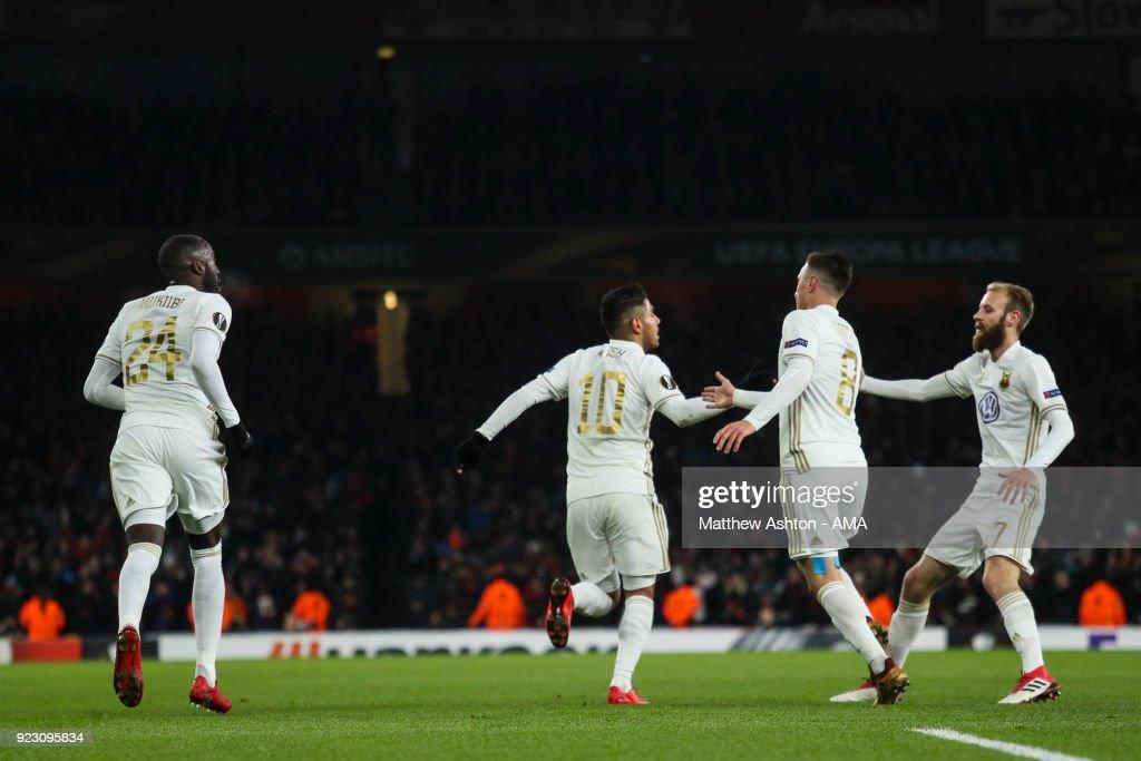 Arsenal v Ostersunds FK - UEFA Europa League : News Photo
