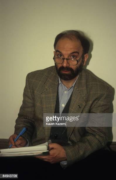 Hosein Haj Faraj Dabbagh best known by his penname Abdolkarim Soroush an Iranian scholar and religious and political philosopher at his temporary...