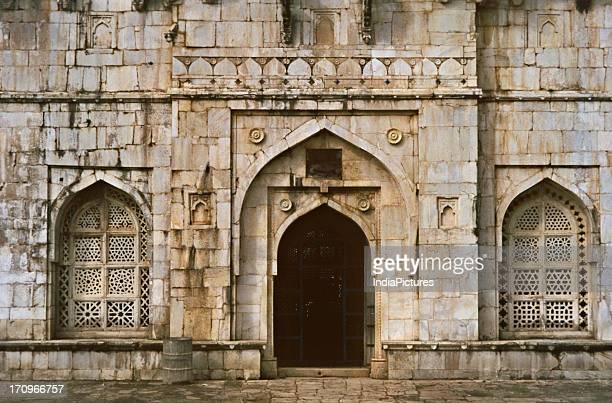 Hoshang Shah's Tomb, Mandu, Madhya Pradesh, India.