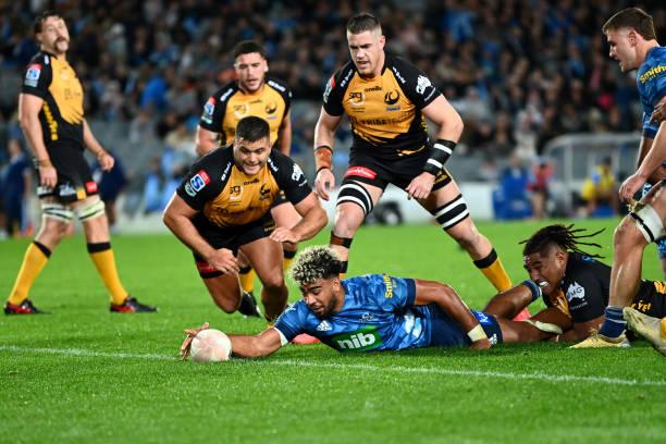 NZL: Super Rugby Trans-Tasman Rd 5 - Blues v Force
