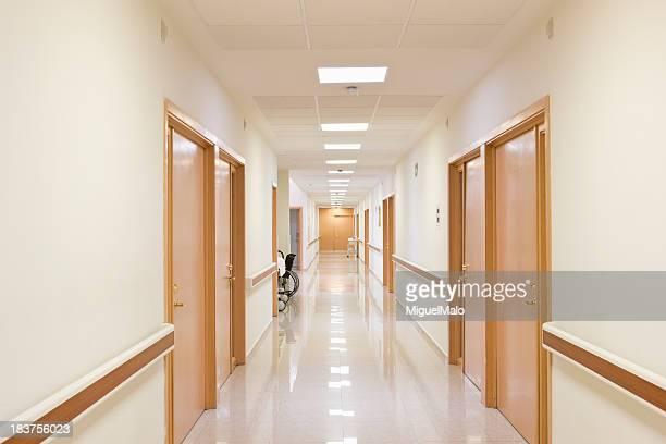 Corridoio di ospedale