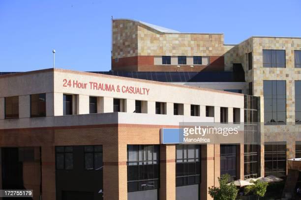 Hospital front