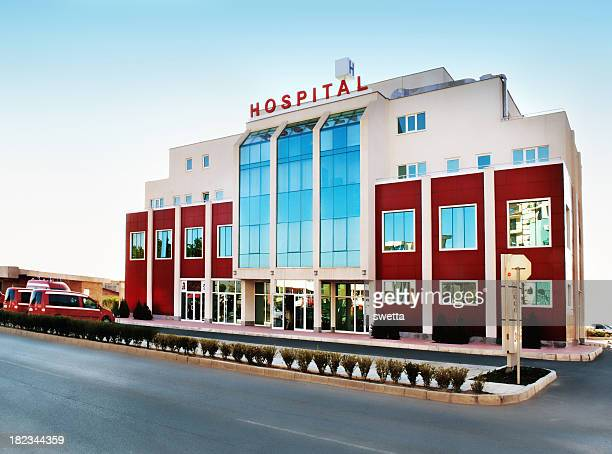 hospital - hospital stock pictures, royalty-free photos & images
