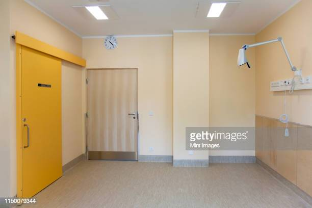 hospital room interior - hospital room stock pictures, royalty-free photos & images