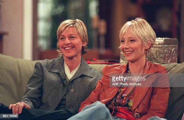 ELLEN 'Hospital' Season Five 3/4/98 Ellen discovered Karen was Laurie's exgirlfriend