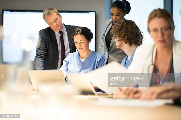hospital team-Meetings