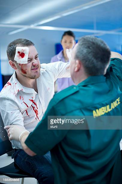hospital violence - restraining stock photos and pictures