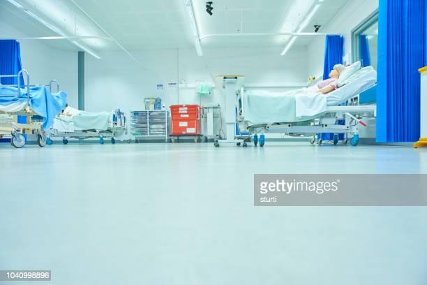 hospital ward training room