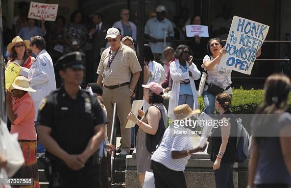 New York City Hospitals Layoffs